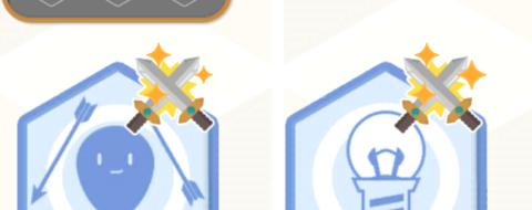 剣のマーク