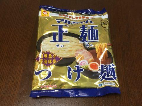 マルちゃん正麺つけ麺