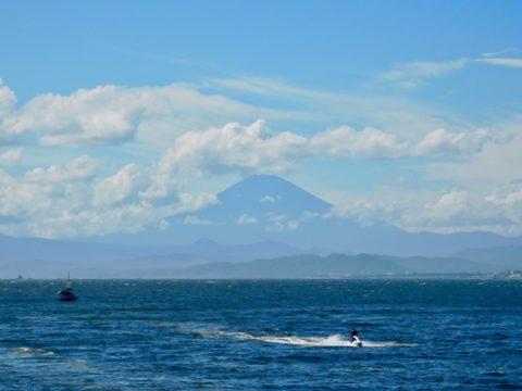 富士山見えそう