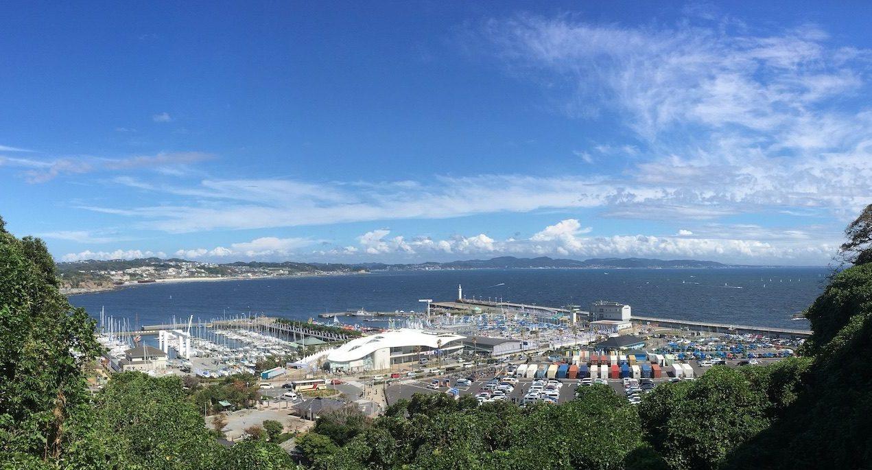 東京五輪のヨット競技