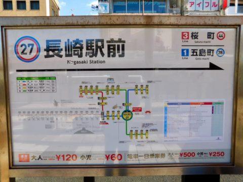 路面電車の時刻表・路線図