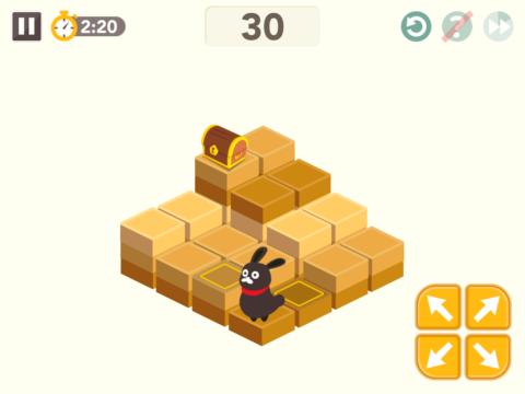 おたからピラミッド_普通の問題
