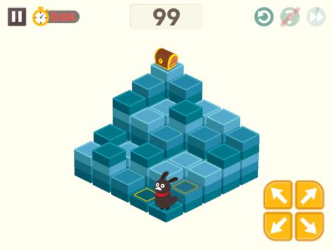 おたからピラミッド_難しい問題