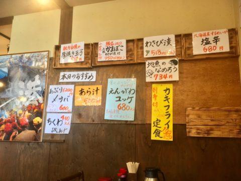 早川漁村のおすすめメニュー