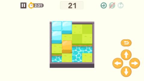 アイスドロップ_2種類のブロック