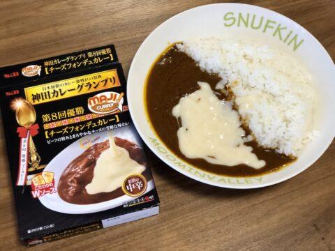 神田カレー_チーズフォンデュカレー